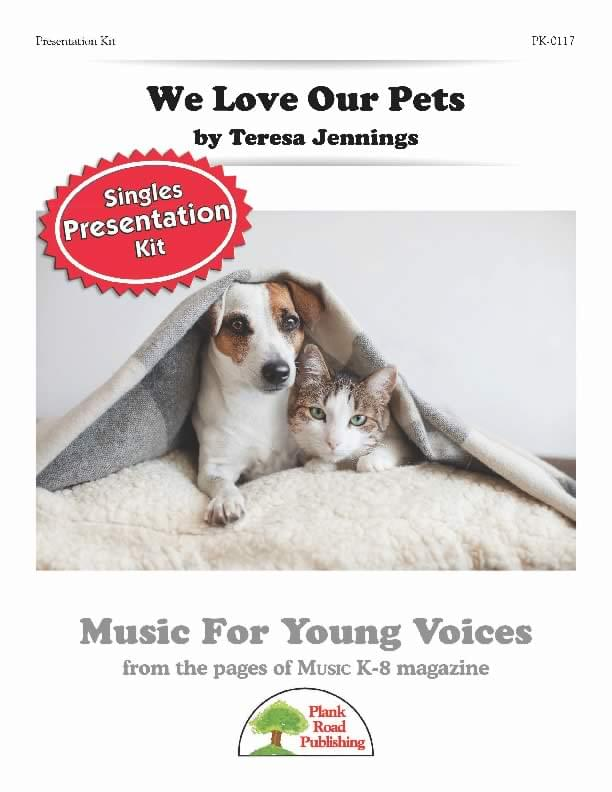 We Love Our Pets - Presentation Kit