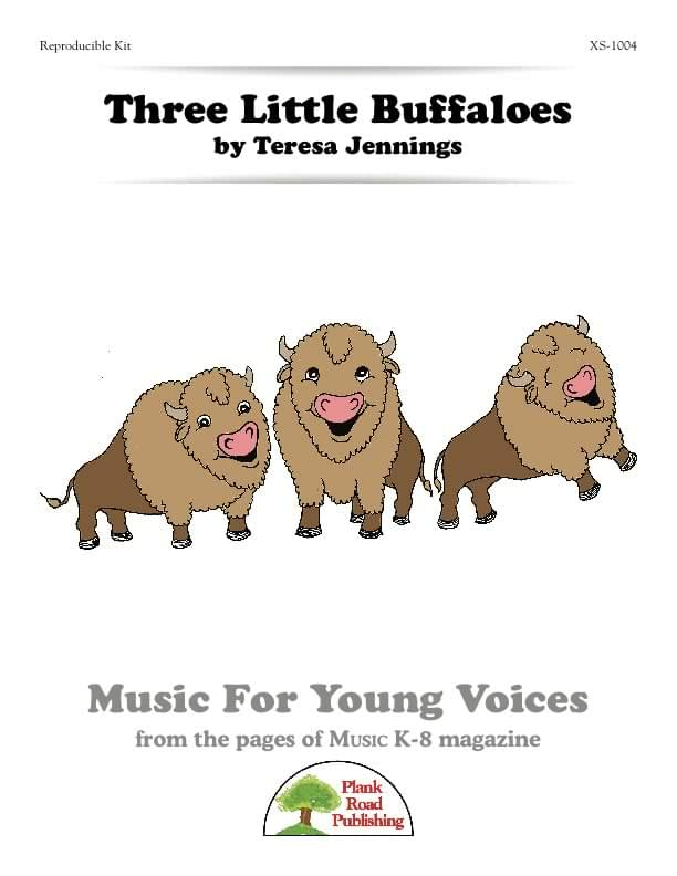 Three Little Buffaloes