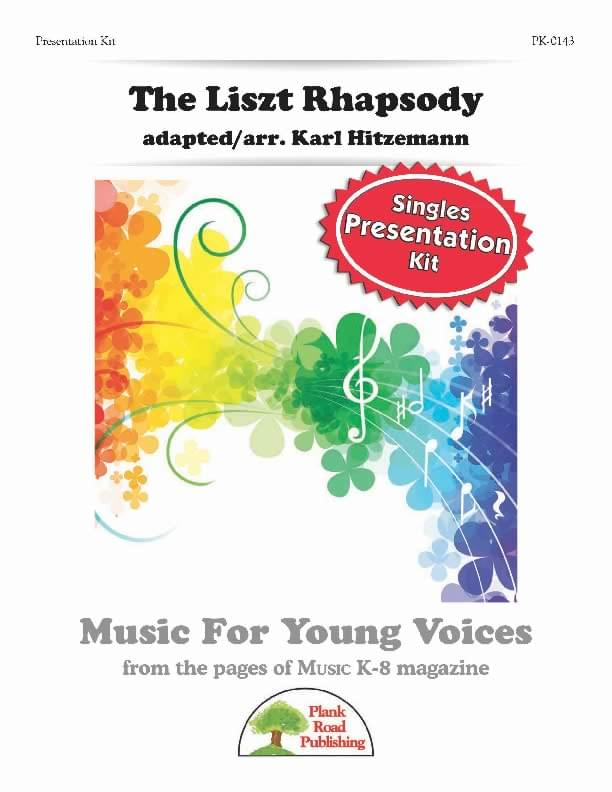 Liszt Rhapsody, The - Presentation Kit
