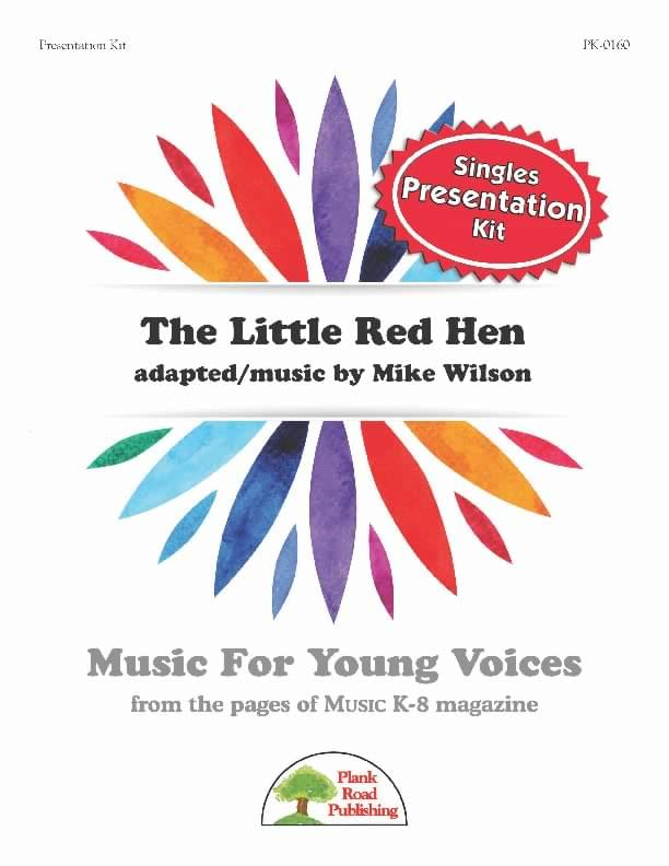 Little Red Hen, The - Presentation Kit
