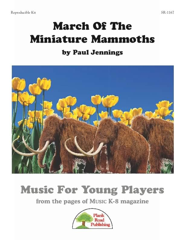 March Of The Miniature Mammoths
