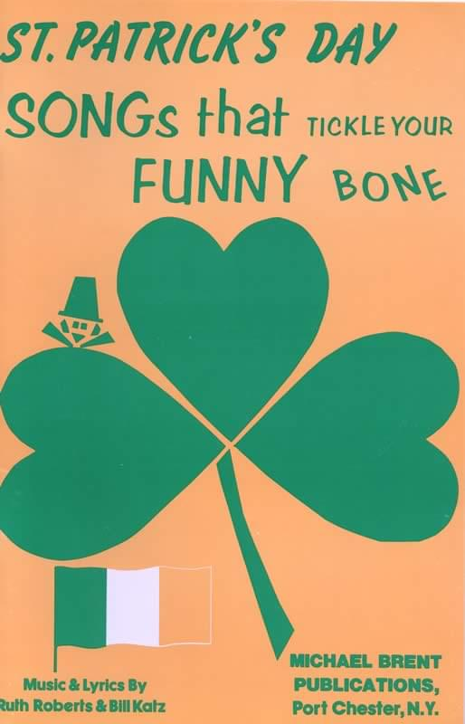 St. Patrick's Day Songs That Tickle Your Funny Bone - Book/CD Kit