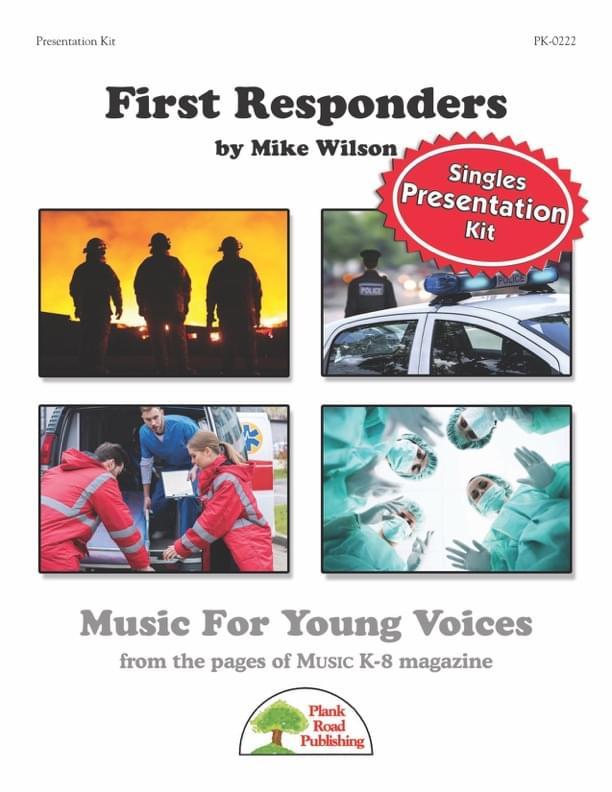 First Responders - Presentation Kit