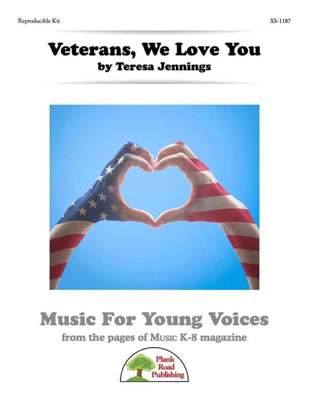 Veterans, We Love You
