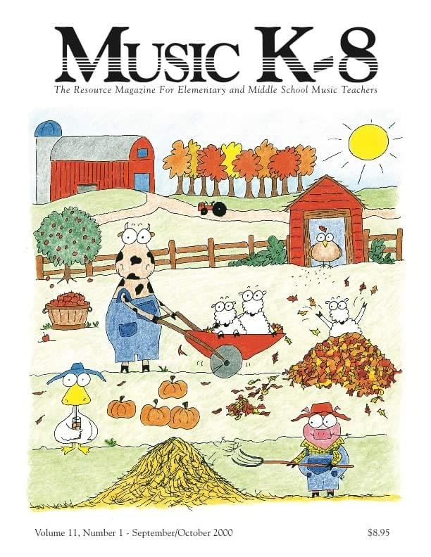 Music K-8, Vol. 11, No. 1