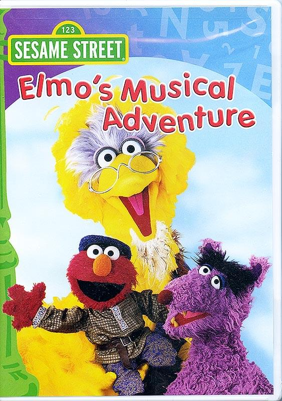 Adult sesame street musical reply