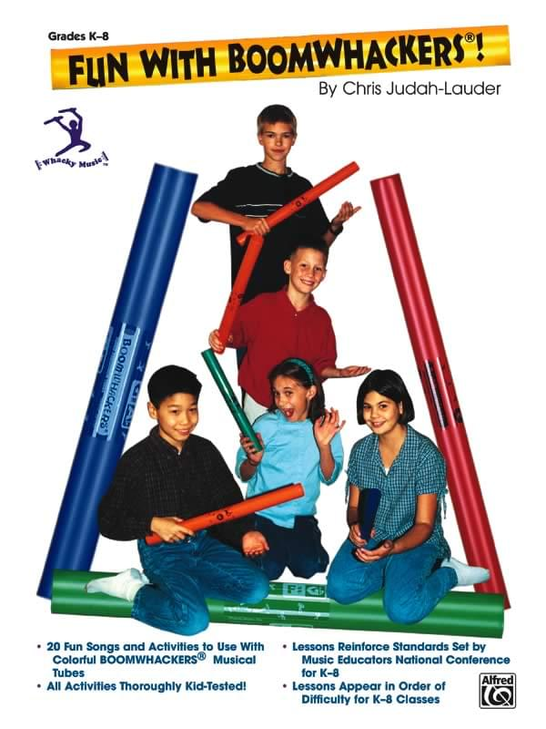 Fun With Boomwhackers®!