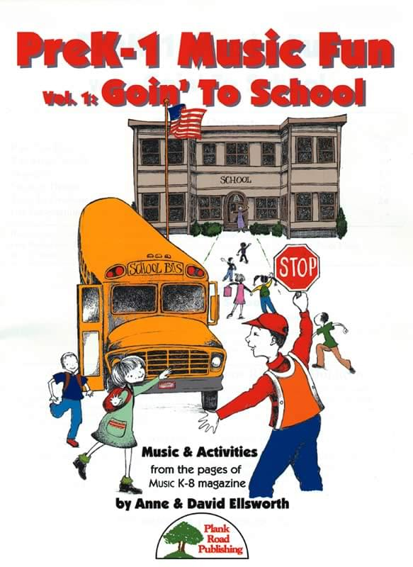 PreK-1 Music Fun - Vol. 1: Goin' To School