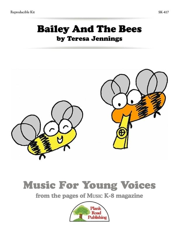 Bailey And The Bees