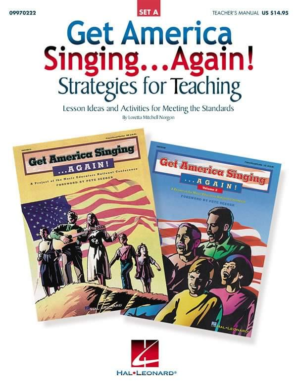 Get America Singing...Again! - Strategies (Set A) Resource Book