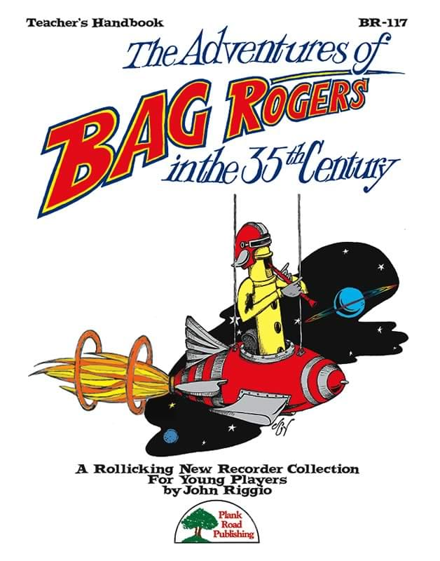 Adventures of BAG Rogers in the 35th Century, The