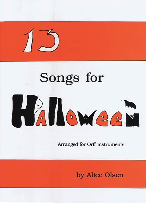 13 Songs For Halloween