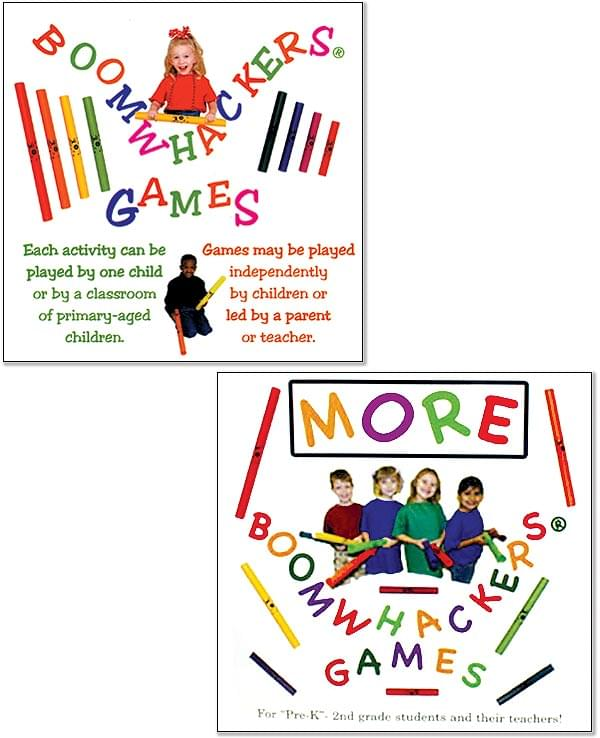 Boomwhackers® Games