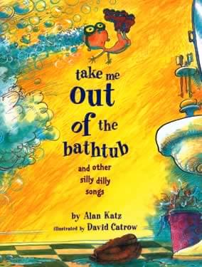 Take Me Out Of The Bathtub - Book