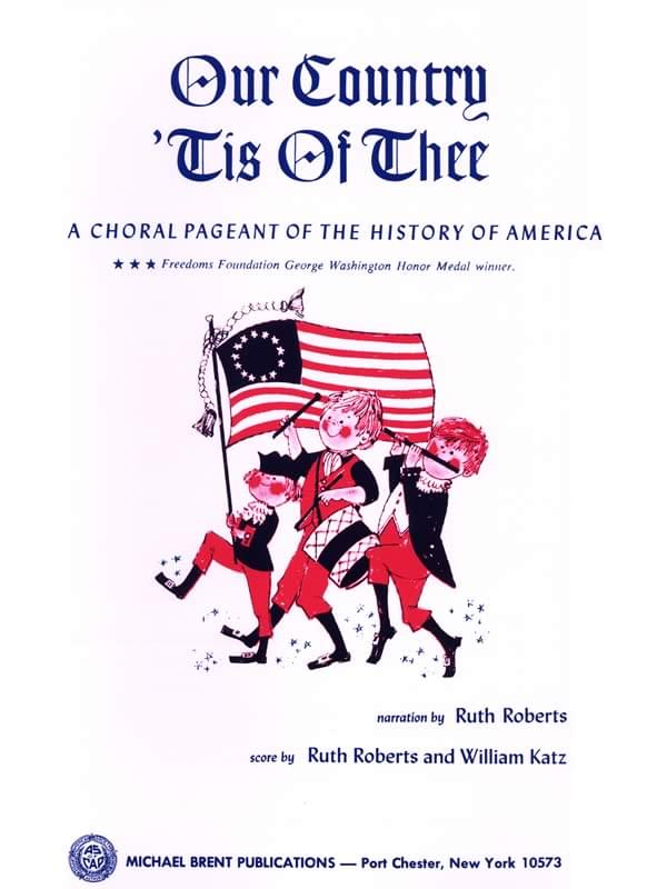 Our Country 'Tis Of Thee - Performance/Accompaniment CD