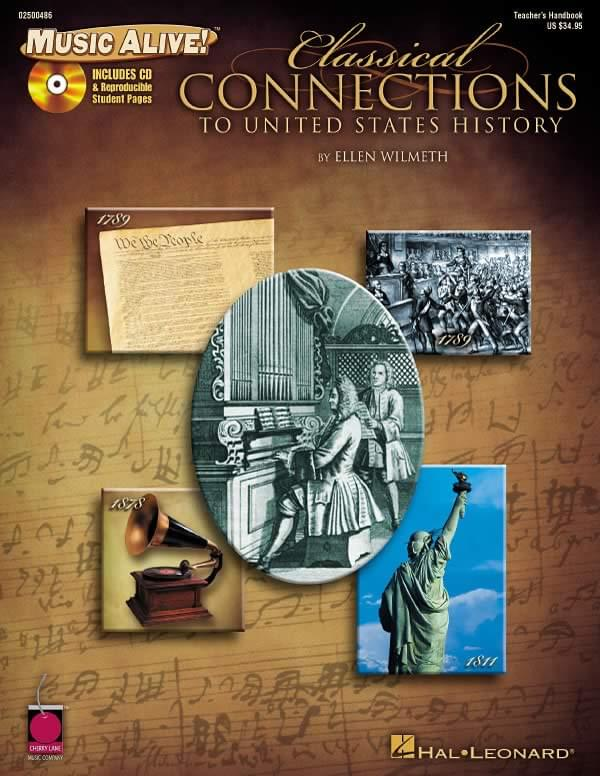 Classical Connections To United States History - Book/CD