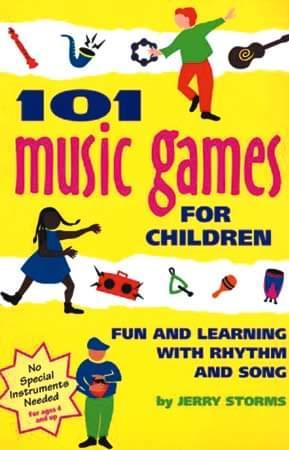 101 Music Games For Children