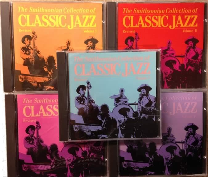 The Smithsonian Collection Of Classic Jazz - Revised Ed. (no booklet)