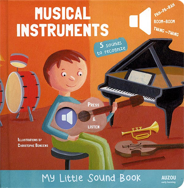 Musical Instruments - My Little Sound Book