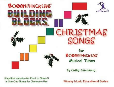Boomwhackers® Building Blocks - Christmas Songs - Book