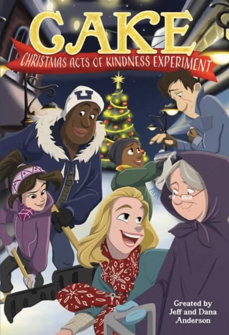 CAKE: Christmas Acts Of Kindness Experiment - CD Preview Pak