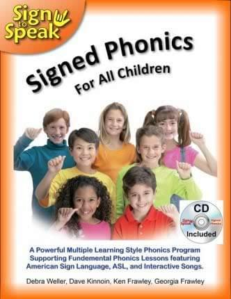 Signed Phonics For All Children