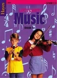Let's Learn Music Book 1: Grades 1-2