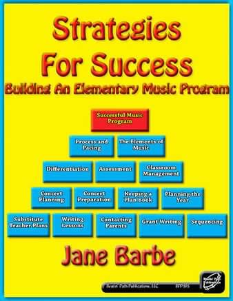 Strategies For Success: Building an Elementary Music Program