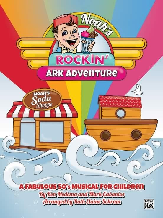 Noah's Rockin' Ark Adventure - Preview Pack (Preview CD & Sample Pages)