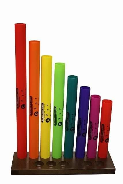Wooden Boomwhacker Stand (13 holes)
