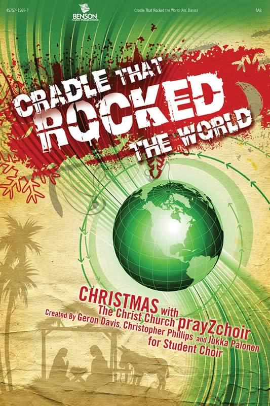 Cradle That Rocked The World - Praise Band Charts - CD-ROM