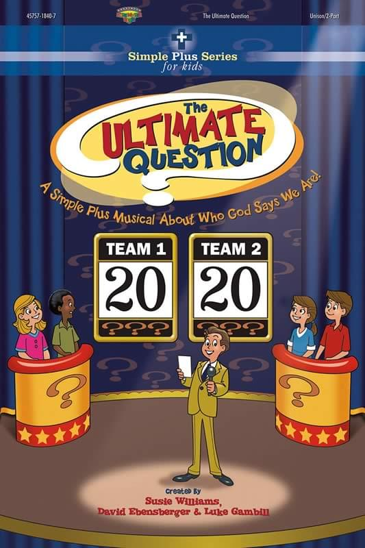 The Ultimate Question - Listening CD