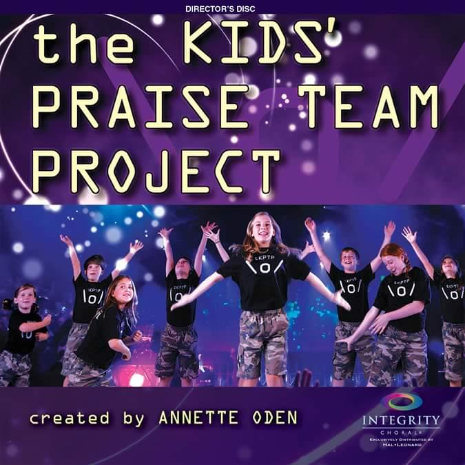 The Kids' Praise Team Project - Director's CD-ROM