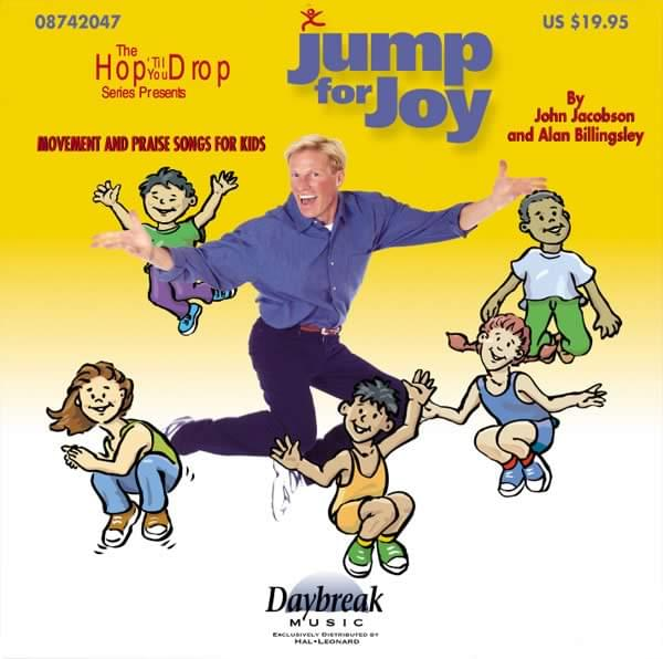 Jump For Joy - Listening CD