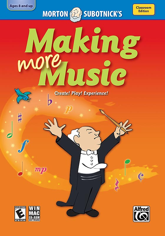 Creating Music Series - Making More Music - CD-ROM