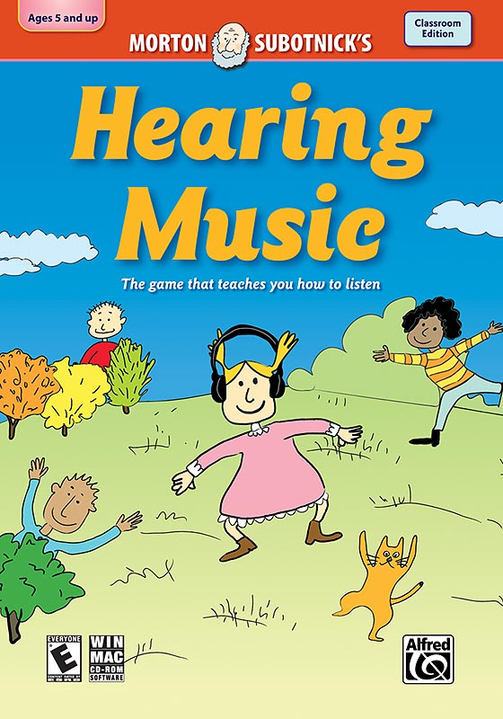 Creating Music Series - Hearing Music - CD-ROM
