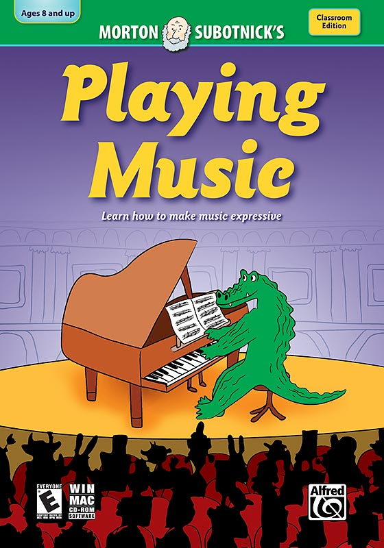 Creating Music Series - Playing Music - CD-ROM