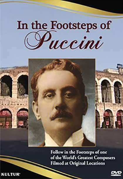 In The Footsteps Of Puccini - DVD