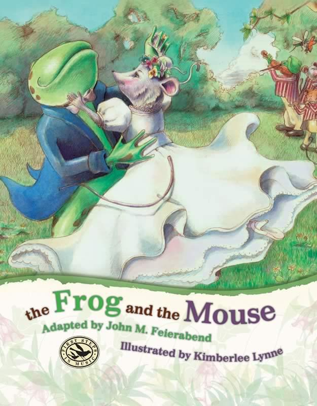 The Frog And The Mouse - Book Only