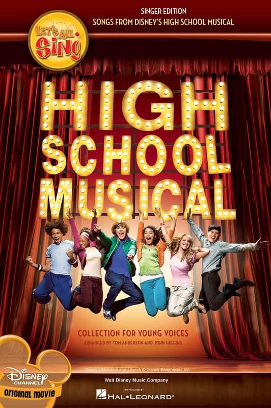 Let's All Sing... Songs From Disney's High School Musical - Singer Ed 10-Pak