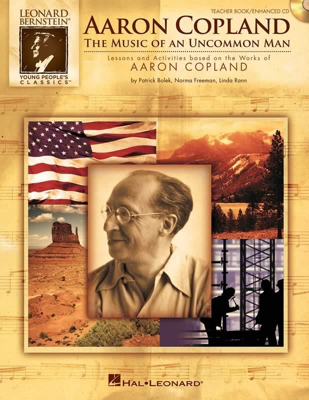 Aaron Copland - Music Of An Uncommon Man - Student Ed. 5-Pak