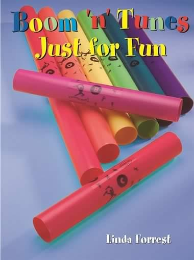 Boom 'n' Tunes: Just For Fun - Book/CD