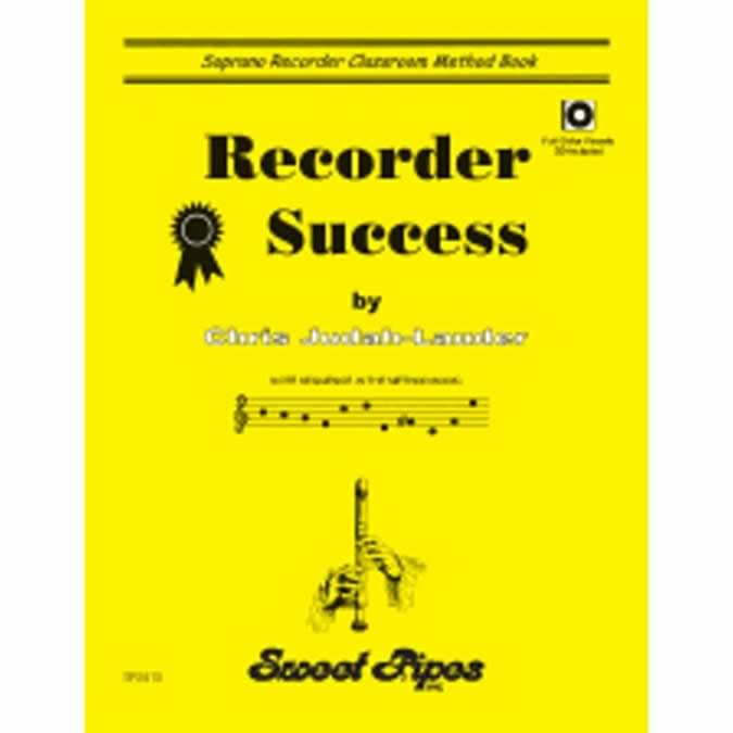 Recorder Success - Teacher Book/CD
