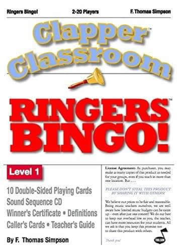 Ringers™ Bingo! - Kit w/CD
