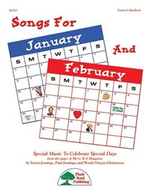 Songs For January And February