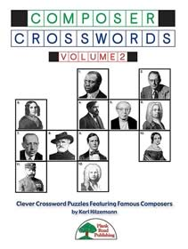 Composer Crosswords - Volume 2