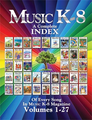 Music K-8 Interactive Index, Vols. 1-27