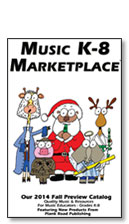Music K-8 Interactive Catalogs - Download now!