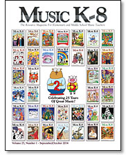 Music K-8 Magazine - Subscribe or Renew now!