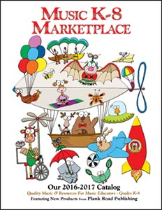 Plank Road Publishing / Music K-8 Marketplace 2016-2017 Interactive Catalog